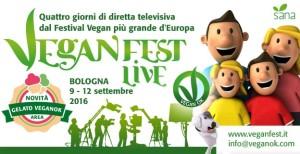 VeganFest al Sana di Bologna @ Bologna Fiere | Bologna | Emilia-Romagna | Italia