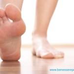 I piedi: un consiglio semplice ed efficace per alleviarne i dolori