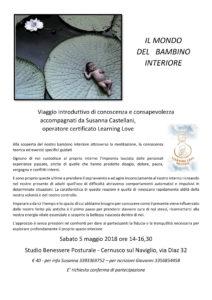 Il mondo del bambino interiore @ Studio Benessere Posturale | Cernusco sul Naviglio | Lombardia | Italia